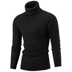 24.36$  Watch here - http://dip5x.justgood.pw/go.php?t=201755023 - Roll Neck Cable Knitted Slim Fit Sweater