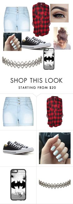 """""""GO VOTE"""" by peter-pan101 ❤ liked on Polyvore featuring City Chic, Converse, Casetify, Assya London, govote, hillaryclinton, DonaldTrump and plus size clothing"""