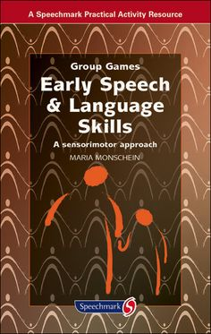 $29.00 Group Games - Early Speech and Language Skills: This book contains a wealth of games and activities for developing language with young children. Following a multi-sensory approach, the games focus on having fun and working on speech & language difficulties without having to concentrate directly on speaking. The games are organized around the school year and are themed according to which sense they specifically aim to develop. Speech Therapy Organization, Organization Ideas, Speech Language Pathology, Speech And Language, Teacher Resources, Teaching Ideas, Multi Sensory, Group Games, Young Children