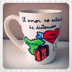 el amor no entiende de distancias