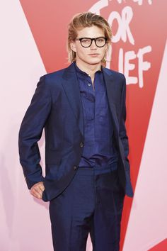 Jordan Barrett Photos Photos - Jordan Barrett attends the Fashion for Relief event during the 70th annual Cannes Film Festival at Aeroport Cannes Mandelieu on May 21, 2017 in Cannes, France. - Fashion for Relief - Red Carpet Arrivals - The 70th Annual Cannes Film Festival