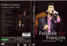 DVD Frédéric François Live @ForestNational (1990)