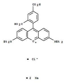 Salt water molecule