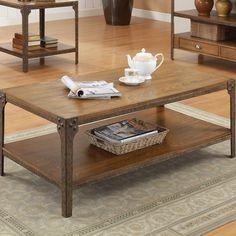 Loon Peak® Hingham Coffee Table