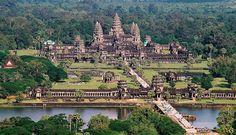 Teknologi Laser Ungkap Kota yang Hilang di Kamboja - Yahoo! News Indonesia