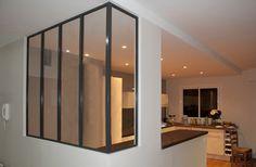 c'est celle là que j'aimerai ! Home And Deco, Sweet Home, New Homes, Architecture, Interior Design, House Styles, Rueil Malmaison, Inspiration, Furniture