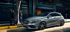 Mercedes-Benz Classe A Page d'accueil