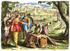 El ardid de Dido para adquirir los terrenos