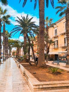 BARI - idealny przewodnik po stolicy Apulii. Wypróbuj go Bari, Palazzo, Sidewalk, Italy, Theater, Italia, Side Walkway, Walkway, Palace