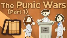 Story of the World Vol. 1 - Chapter 29: Rome: The Punic Wars - I: The First Punic War - Extra History
