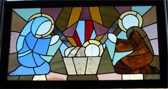 High school students in Montgomery Catholic Preparatory School's Art program recently finished the first phase of beautiful stained glass pi...