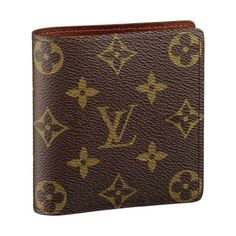 Louis Vuitton Billfold With 6 Credit Card Slots Monogram Canvas
