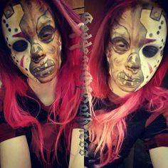 #jason #jasonvoorhees #horror #horrormovies #makeup #makeupart #cosplay