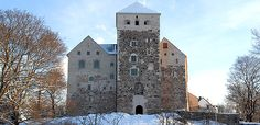 Turku Castle, Turku, Finland - Visit sites and see panorama about the Castle!