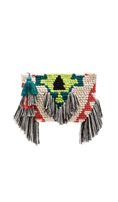 Cleobella Domino Clutch in Primitive | REVOLVE