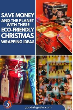 Save Money And The Planet With These Eco Friendly Christmas Wrapping Ideas Saving Time, Saving Money, Craft Decorations, Craft Ideas, Christmas Wrapping, Christmas Ideas, Waste Reduction, Love The Earth, Vegan Shopping