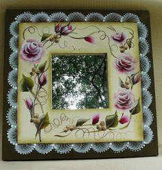 Nicnierobienie twórcze tworzenie: decorative painting