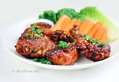 Recipe: Korean Sweet and Spicy Chicken Wings