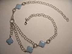 Hey, I found this really awesome Etsy listing at https://www.etsy.com/listing/175328008/gorgeous-14k-white-gold-baby-blue-enamel