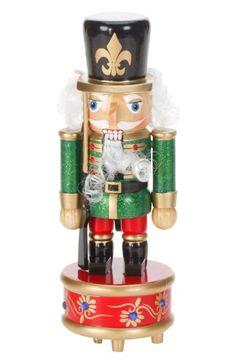 mark roberts musical nutcracker figurine available at nordstrom christmas tunes nutcracker christmas christmas - Christmas Toy Soldiers