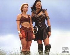 Lesbian amazon warriors think