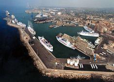 Civitavecchia (Rome) Cruise Port