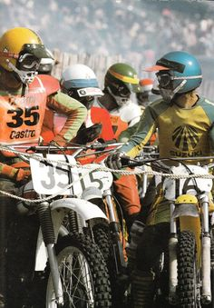 Endless me : Photo Motocross Racer, Motocross Bikes, Vintage Motocross, Vintage Racing, European Motorcycles, Vintage Motorcycles, Old Scool, Dirt Bike Racing, Off Road Bikes