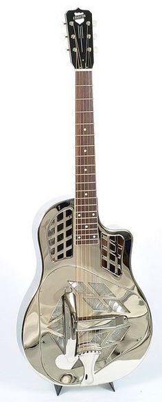 Image Detail for - Dobro guitar af metal