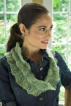 Knitting Patterns Galore - Lacy Moebius
