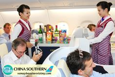 Meanwhile, ,Meiling is busy distributing lunches to business class passengers. The routine is busy, but unremarkable. Tie Up Stories, China Southern Airlines, Flight Attendant Life, May Bay, Business Class, Lunches, Dubai, Aviation, Routine