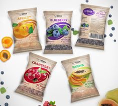 Design #10 by Tani4ka | Package designing for Dried Fruit