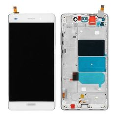For Huawei Ascend P8 Lite LCD & Touch Screen Assembly With Frame Replacement- White @ http://www.ogodeal.com/for-huawei-ascend-p8-lite-lcd-digitizer-touch-screen-assembly-with-frame-white.html
