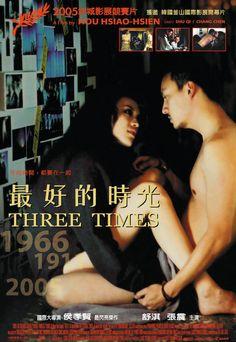 Three Times 最好的時光 // 最好的时光 (2005)