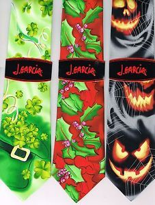 More Jerry Garcia ties | My Style | Pinterest | Jerry garcia ties