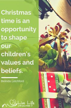 Christmas time is an opportunity to shape our children's values and beliefs. Plan a heart focus Christmas for your family with this free e-course.