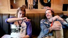 The Maine and Nick Santino talks about their preshow rituals on Warped Tour!