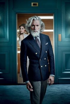 Aiden Shaw Source: Boggi - F/W 2016/2017