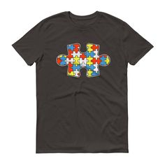 Autism Awareness Shirt Autism Day Mouth 2017 - This is a classic tee that has a light feel. Made of 100% ringspun cotton (except for heather colors, which contain 10% polyester). • 100% ringspun light