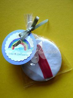 Daisy Handmade Diy Cookie Packaging, Shower Ideas, Daisy, Baby Shower, Rainbow, Handmade, Babyshower, Rain Bow, Rainbows