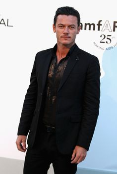 Luke Evans Photos Photos - Luke Evans attends amfAR's Cinema Against AIDS Gala during the 64th Annual Cannes Film Festival at Hotel Du Cap on May 19, 2011 in Antibes, France. - amfAR Gala - Red Carpet Arrivals - 64th Annual Cannes Film Festival