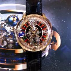 捷克豹 Astronomia Casino brand new watch in better price. t is premium class luxury watch comes with original box, papers and Manufacturer Warranty Full Set. 捷克豹 [NEW][LIMITED 88 PIECE Stylish Watches, Luxury Watches, Rolex Watches, Fossil Watches, Amazing Watches, Best Watches For Men, Cool Watches, Fancy Watches, Latest Watches