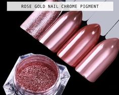 Black Gold Nails Rose Gold Nails This Nail Glitter Powder is easy to apply on natural and artificial nails. Easy To Apply On Real Or Fake Nails. Black Gold Nails, Purple Glitter Nails, Glitter Manicure, Rose Gold Nails, Glitter Nail Art, Glitter Boots, Purple Wedding Nails, Glitter Nikes, Glitter Mirror