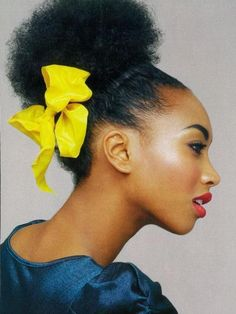 The Beauty Of Natural Hair Board