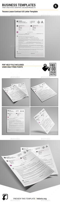 Kyros Architecture Project Plan A4 Template Pinterest