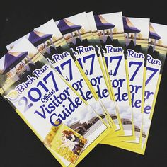 The 2017 Visitors Guide is in. Stop by our Visitors Center at 7971 Main Street or email info@birchrun.org #discoverbirchrun #puremichigan