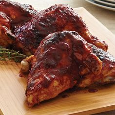 Tangy Oven-Barbecued Chicken - The Pampered Chef®