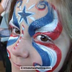 carnival face painting designs - Yahoo Image Search Results