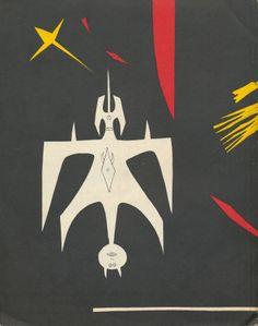 Das Kunstwerk - Rückseite - 8. Jahrgang, Heft 6
