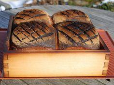 Molke und leckeres Brot !