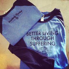 Shop raglan shirt - Suffering!